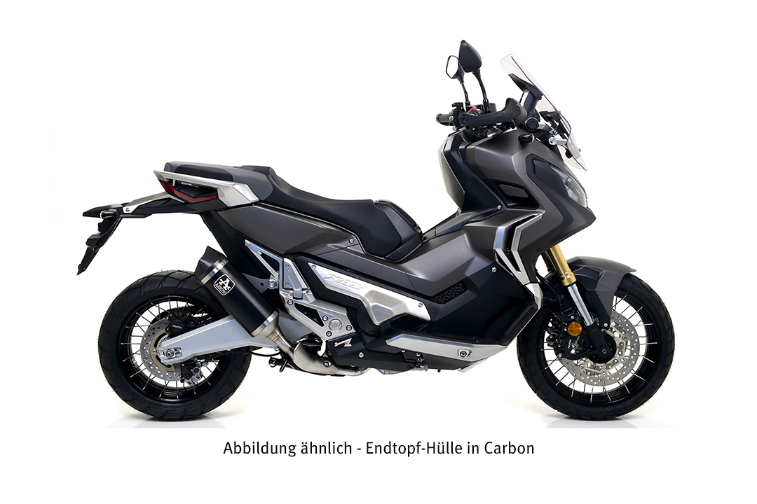ARROW Auspuff RACE TECH für Honda X-ADV 2017- aus Carbon