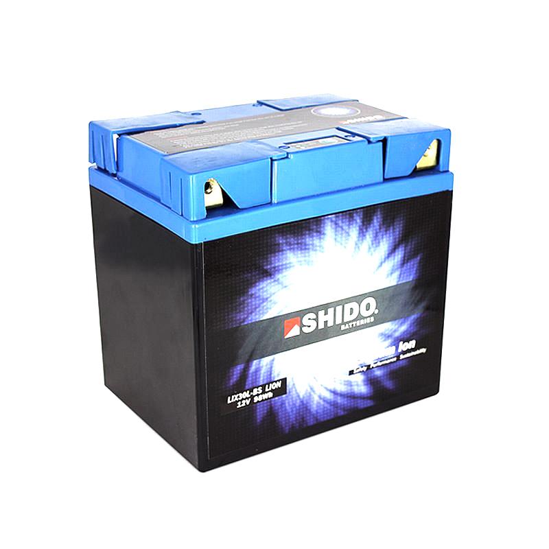 SHIDO Lithium-Batterie LIX30L-BS-Li