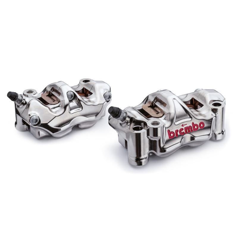 Brembo Racing Bremszangen-Kit GP4-RX, 100 mm