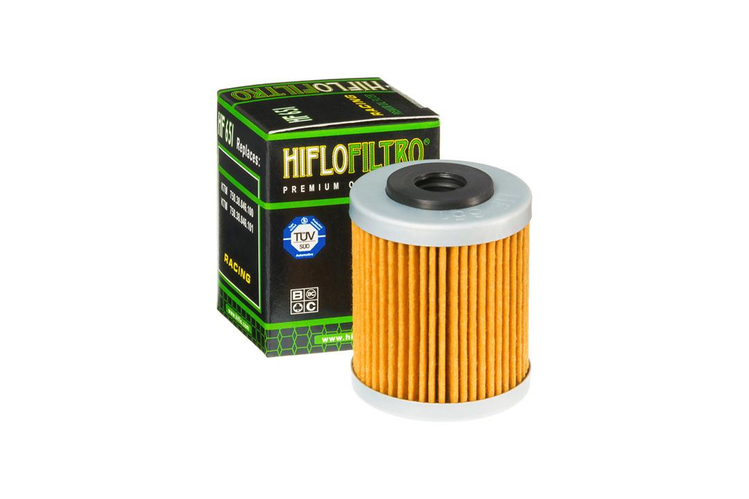 HIFLO Ölfilter HF651 für diverse Husqvarna / KTM Modelle