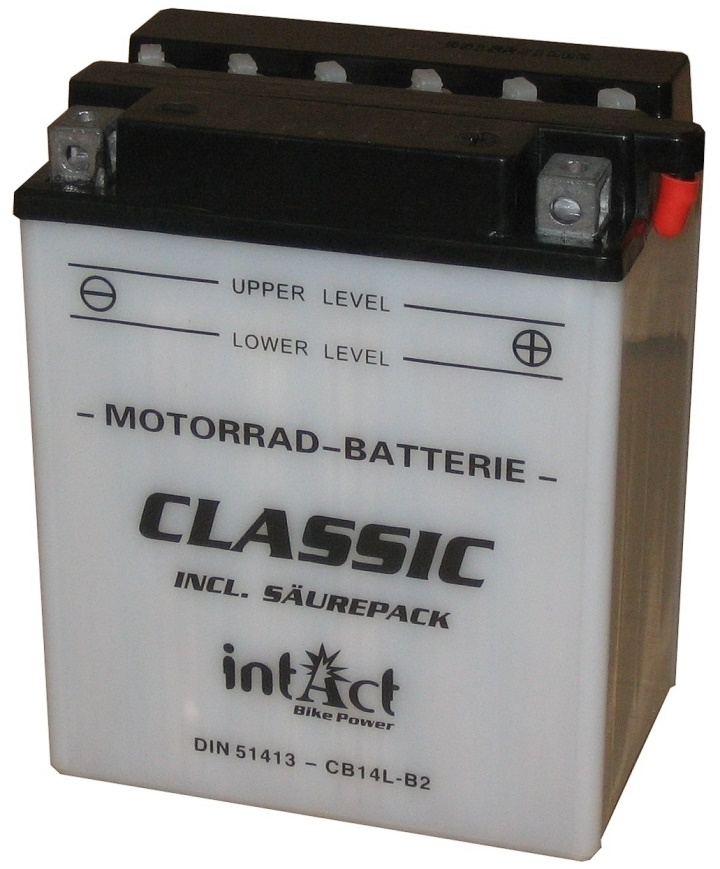 Intact Batterie  CB14L-B2