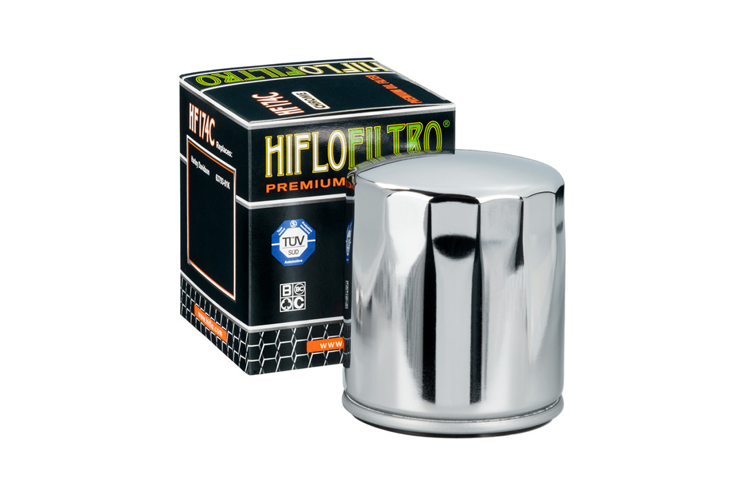 HIFLO Ölfilter HF174C für diverse HARLEY V-Rod / Night Rod / Street Rod Modelle