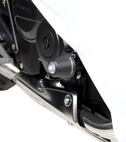 Barracuda Sturzpads für Honda CBR650F
