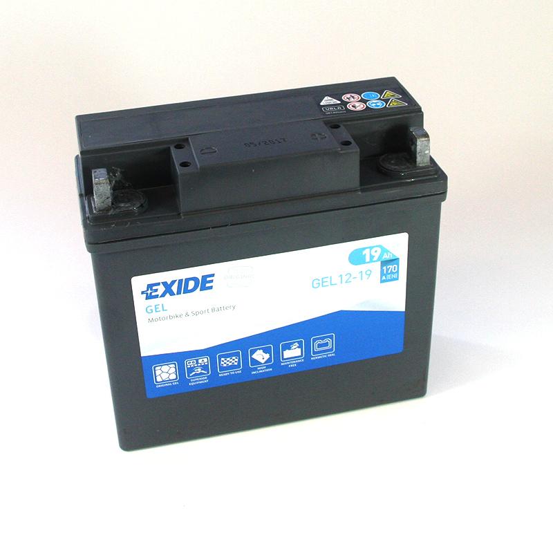 EXIDE Batterie  G19 GEL