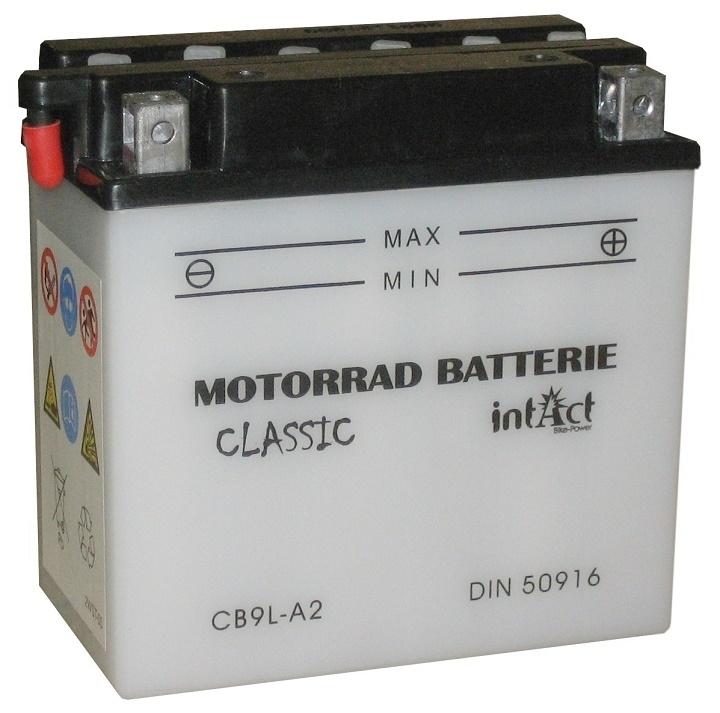 Intact Batterie  CB9L-A2