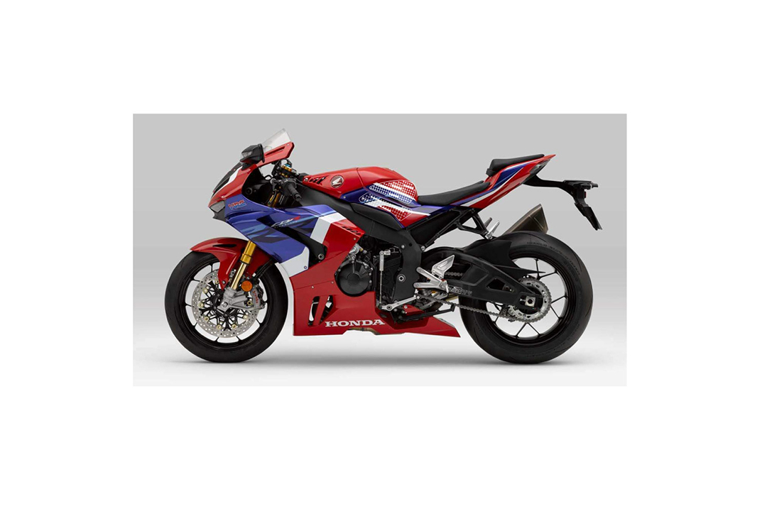 Stompgrip klar, Honda CBR1000RR-R Fireblade