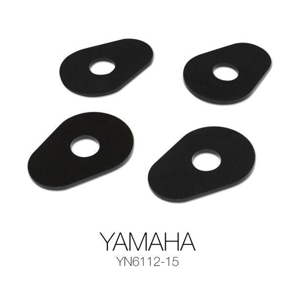 Barracuda Blinkeradapter für Yamaha ab 2015 (Satz)