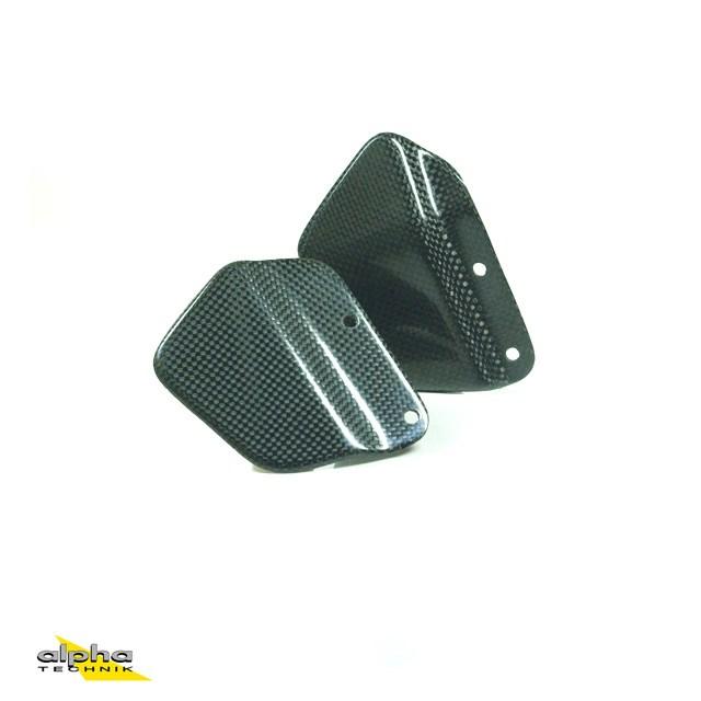 GILLES FXR Einzelteil: Carbon Fersenschutz Kit