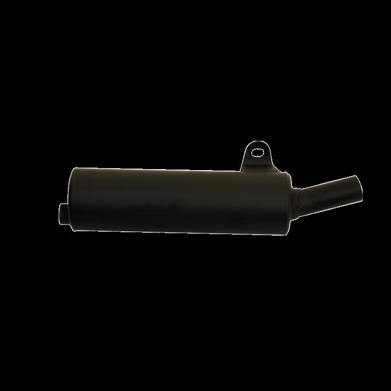 GIANNELLI Endschalldämpfer ENDURO 2STROKE für Suzuki TS80XE 1982-2001
