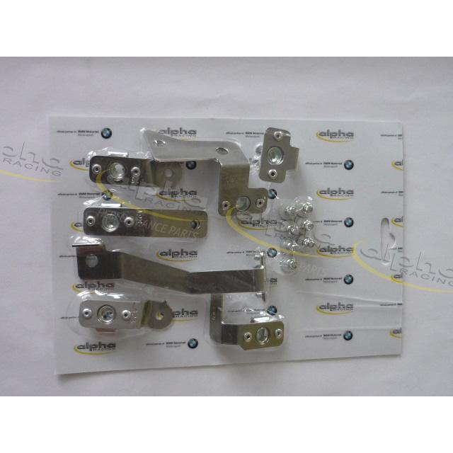 Verkleidungshalter Satz 7-teilig S1000RR K10 09-