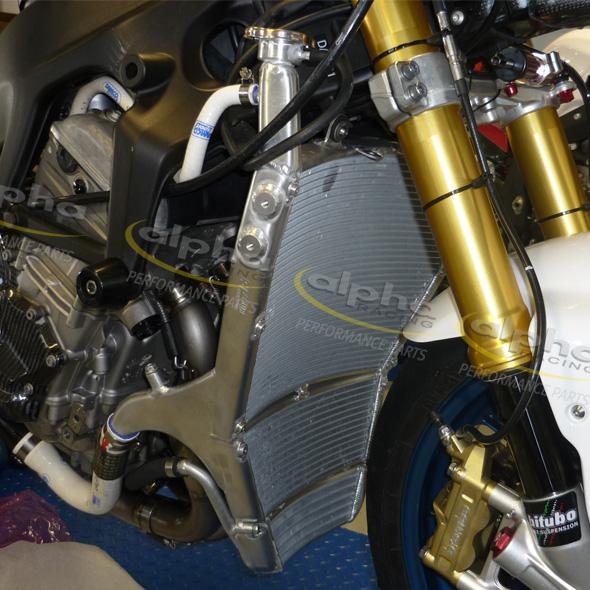 Kitkühler alpha Racing