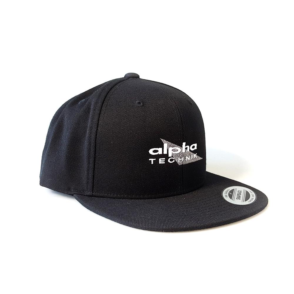 alpha Technik Snapback Cap