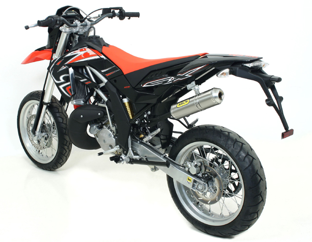 ARROW MiniThunder ESD SX125/RX125 08- Titan