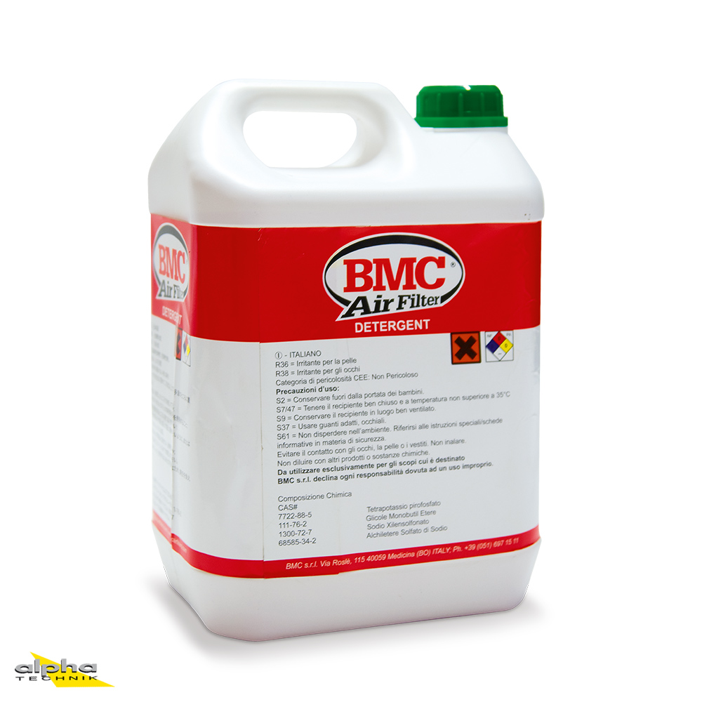BMC Filterreinigungsmittel 5 l