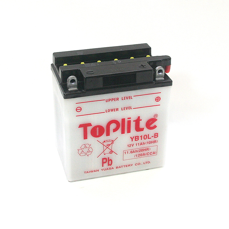 ToPlite YUASA Batterie YB10L-B