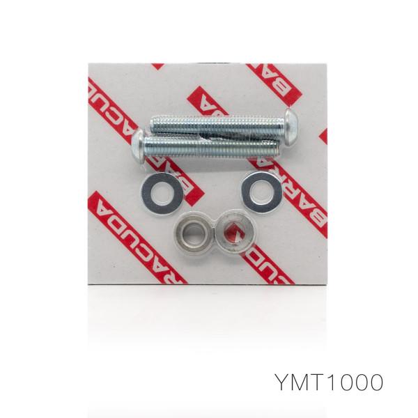 Barracuda Adapter für Lenkergewichte Yamaha Tracer 700 2020- (Paar)