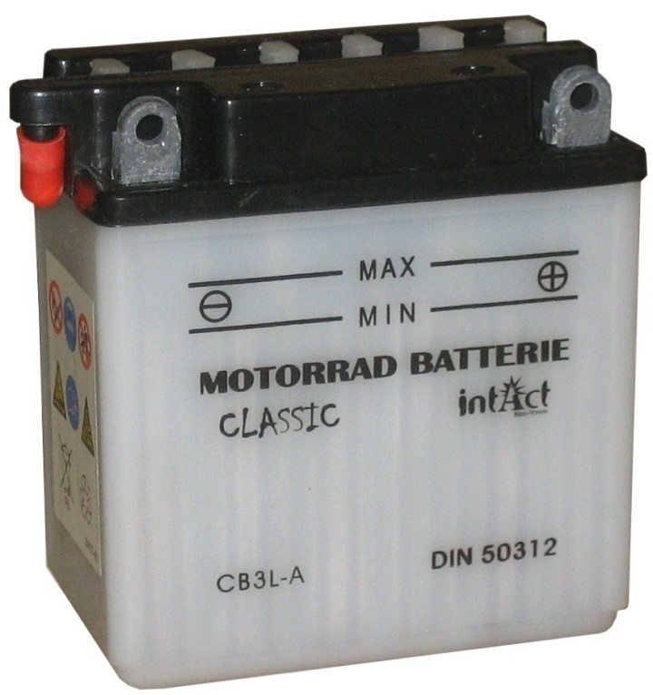 Intact Batterie  CB3L-A