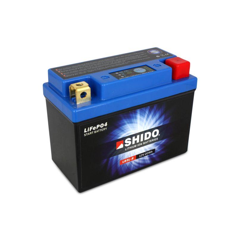 SHIDO Lithium-Batterie LB5L-B Li