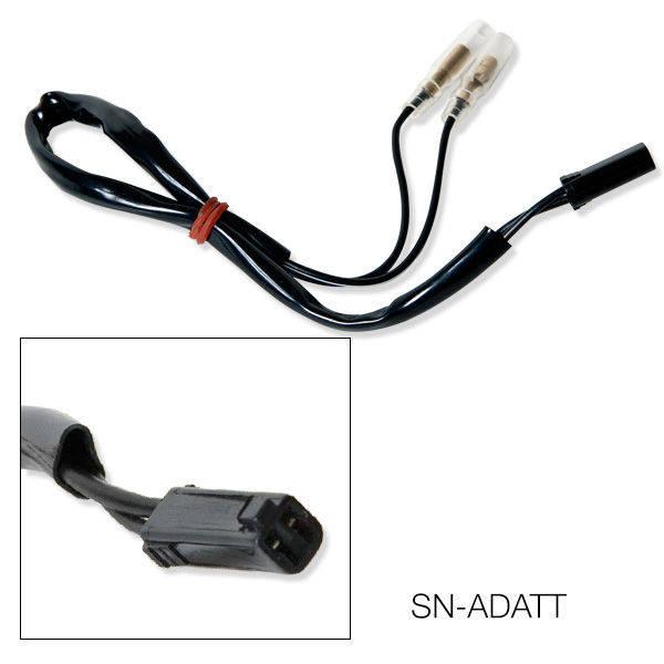 Barracuda Blinker Adapterkabel für Suzuki (Paar)