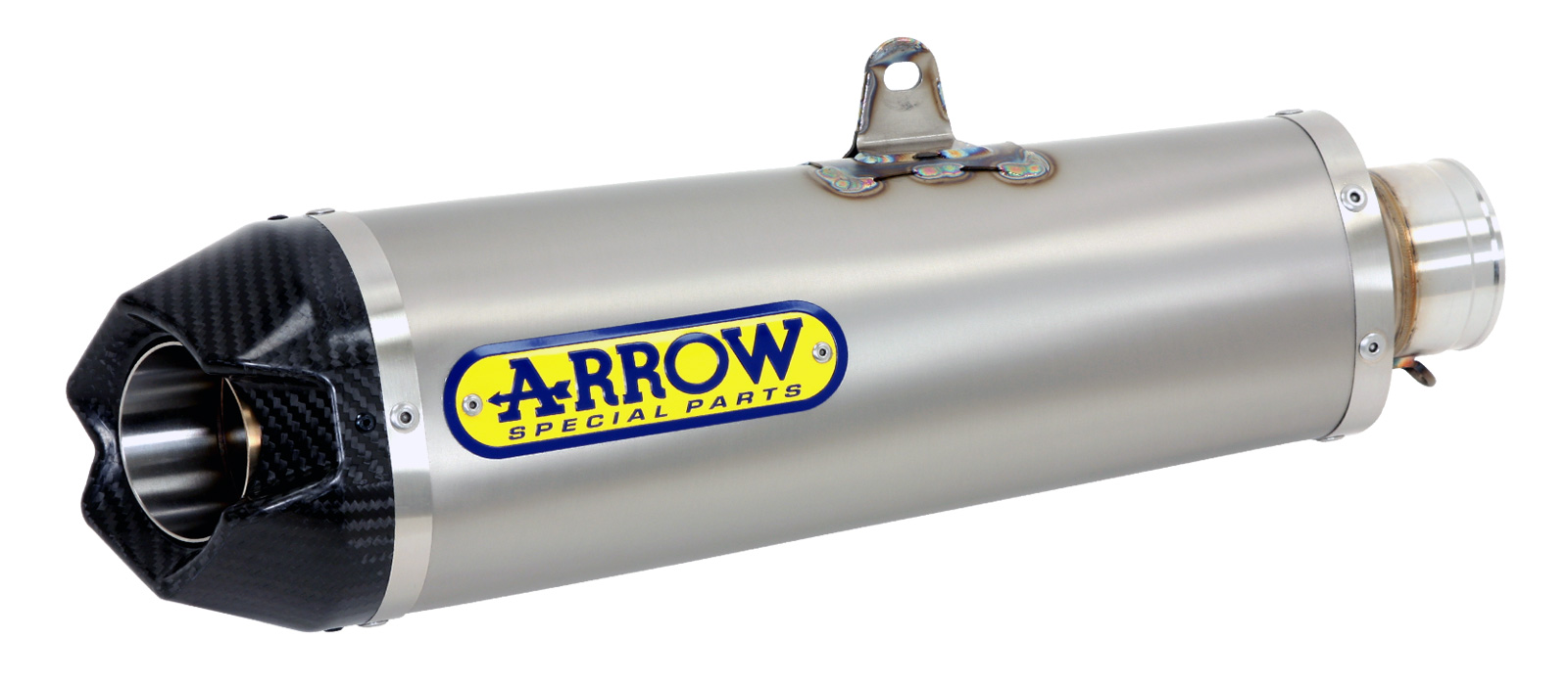 ARROW Auspuff WORKS für BMW S1000R / RR 2009-2016, Titan