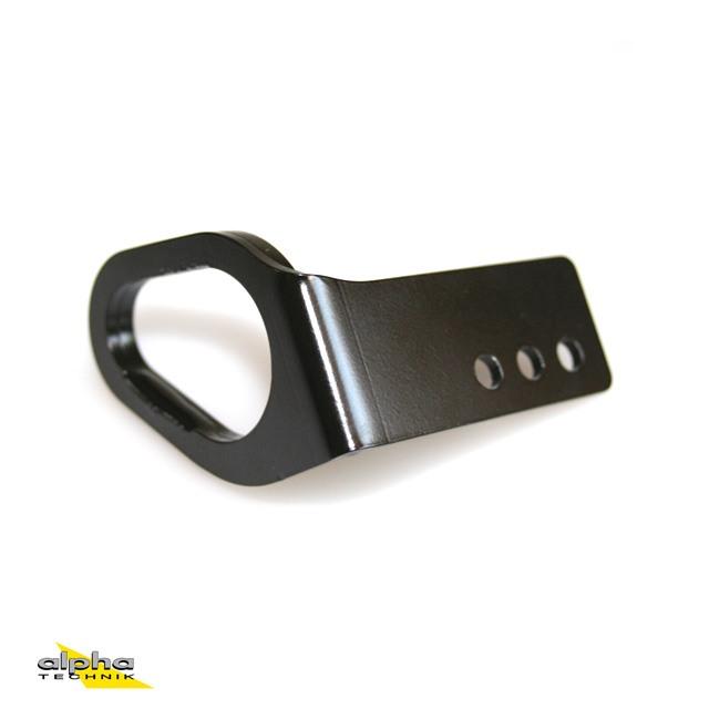 Adapter links für Originalblinker Kennzeichenhalter