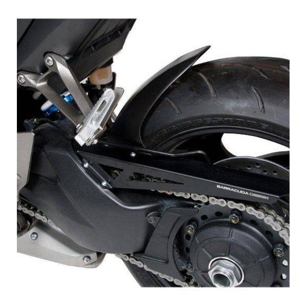 Barracuda Kotflügel schwarz für Honda CB1000R 2008-2017