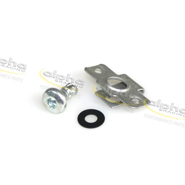 ALPHA RACING Schnellverschluss Verkleidung 14 mm