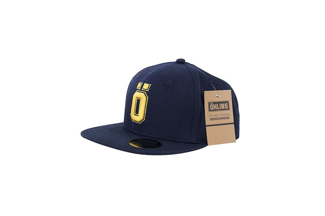 Öhlins Original Cap blau