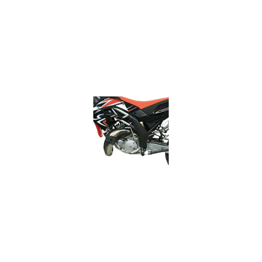 GIANNELLI Abgasbirne ENDURO 2STROKE für Aprilia RX125 / SX125 2008-13