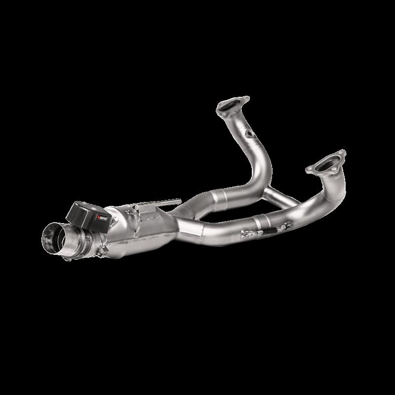Akrapovic Austauschkrümmer (Edelstahl) für BMW R1250GS / R1250GS Adventure / R1250R / R1250RS / R1250RT Modelljahr 2019-