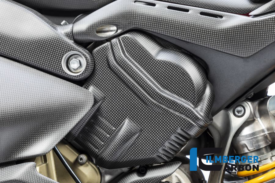 Ilmberger Carbon Zylinderkopfabdeckung links matt für Ducati Panigale V4 / V4S ab 2018