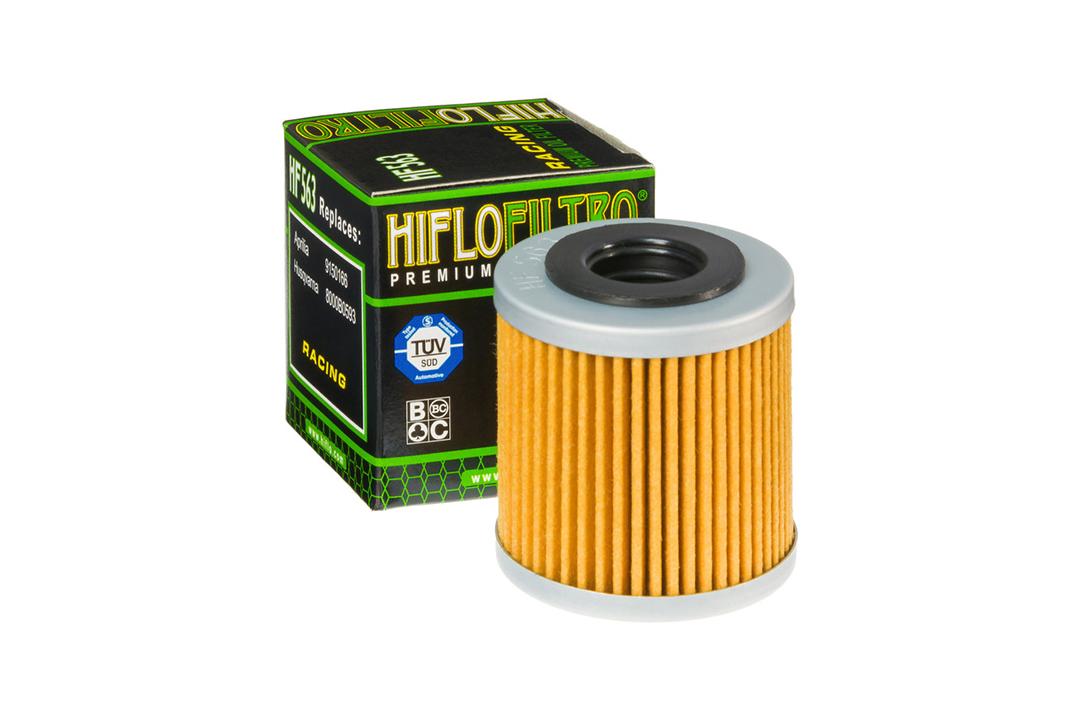 HIFLO Ölfilter HF563 für diverse Aprilia und Husqvarna Modelle