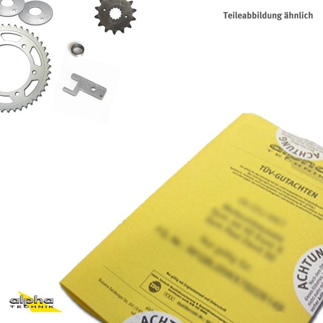 Leistungssteigerung f. Sachs XTC125, 675 Ausf.001B