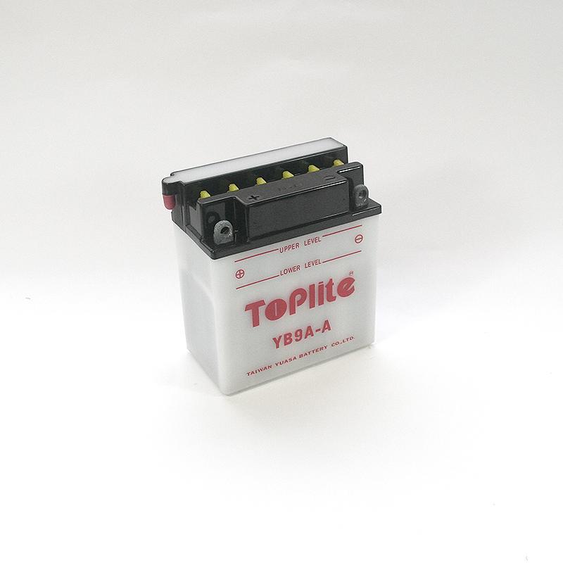 ToPlite YUASA Batterie YB9A-A