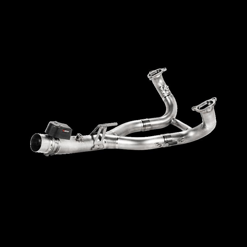 Akrapovic Austauschkrümmer Edelstahl für BMW R1250GS / Adventure R1250R R1250RS R1250RT Modelljahr 2019-