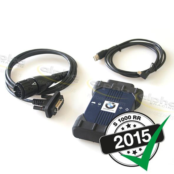 HP Race Calibration Kit 3 S1000RR '15-