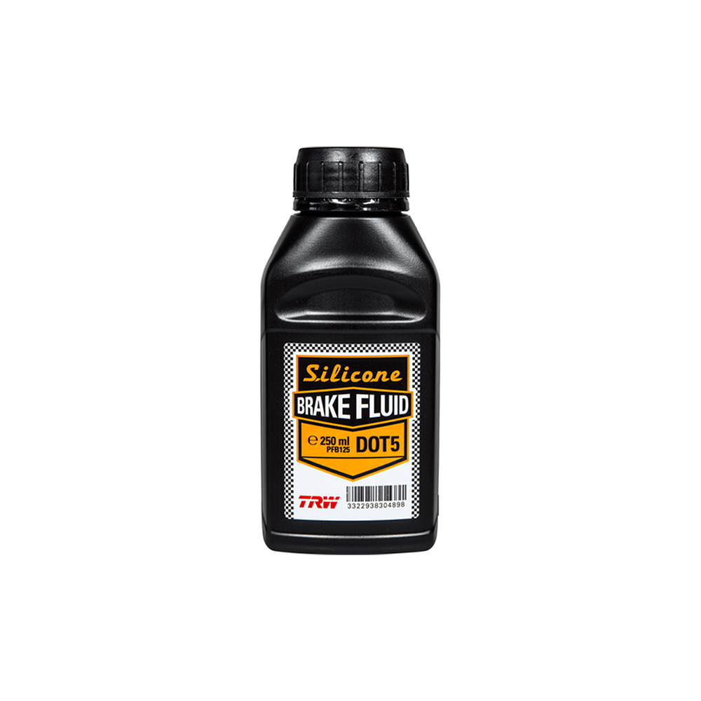Lucas Bremsflüssigkeit DOT 5.0, 250 ml
