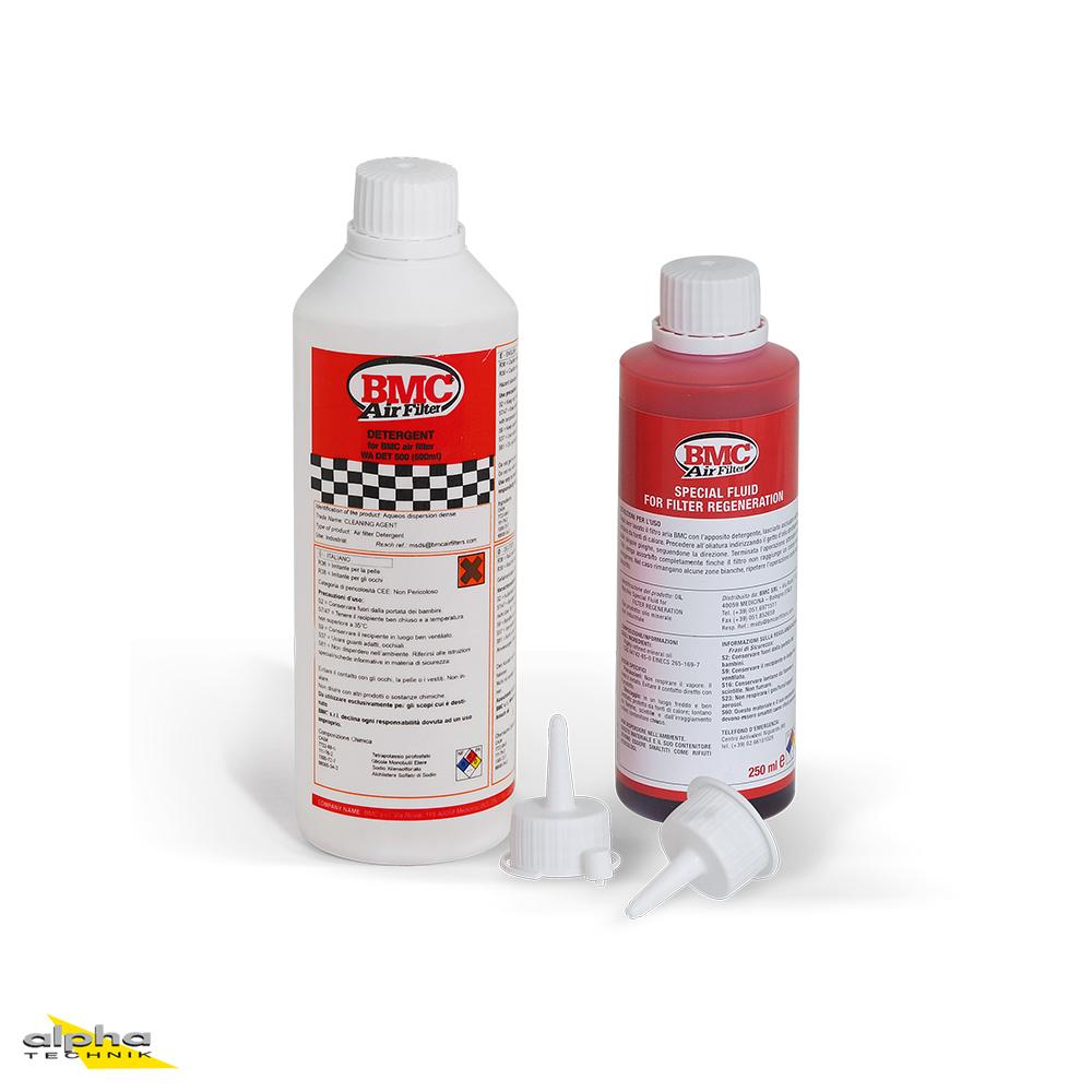 BMC Reinigungskit (Reinigungsmittel+Filteröl)