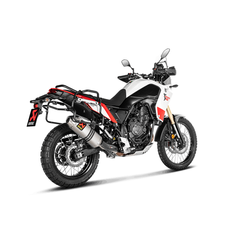 Akrapovic Slip-On Line (Titanium) Auspuff für Yamaha Tenere 700  Modelljahr 2019-