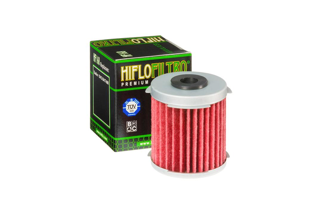 HFILO Ölfilter HF168 für DAELIM NS125 / Otello 125 / S1 SL125