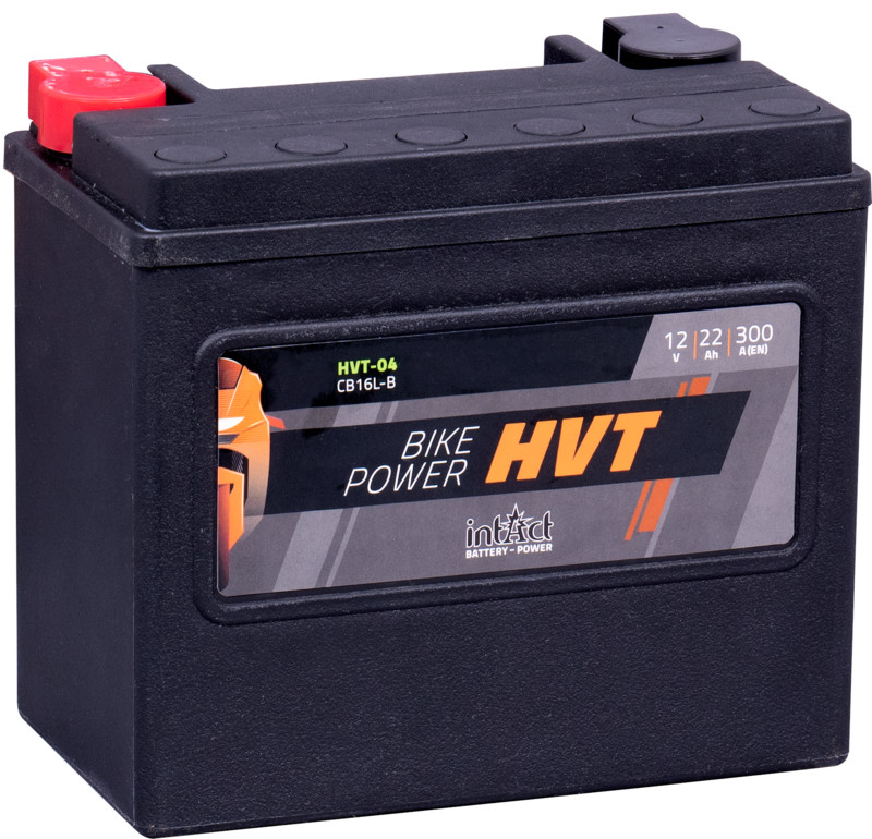 Intact HVT Batterie  CB16L-B / 65989-9