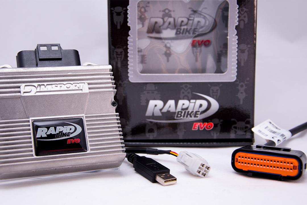 Rapid Bike EVO Kit Yamaha SR400, 2014-18
