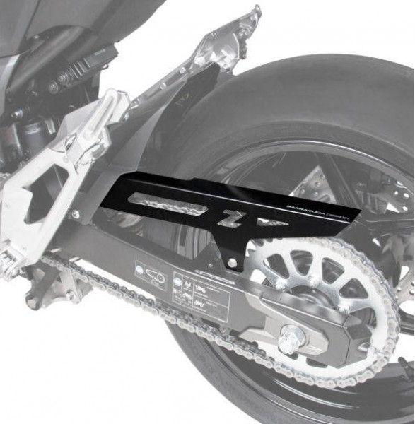 Barracuda Motorrad Kettenschutz Kawasaki Z800 2013-2017 schwarz