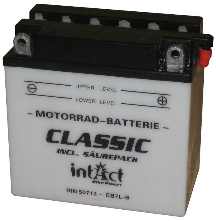 Intact Batterie  CB7L-B