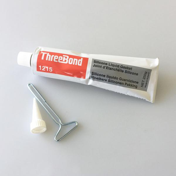 ThreeBond 1215 Silikon Flüssigdichtung 250g Tube