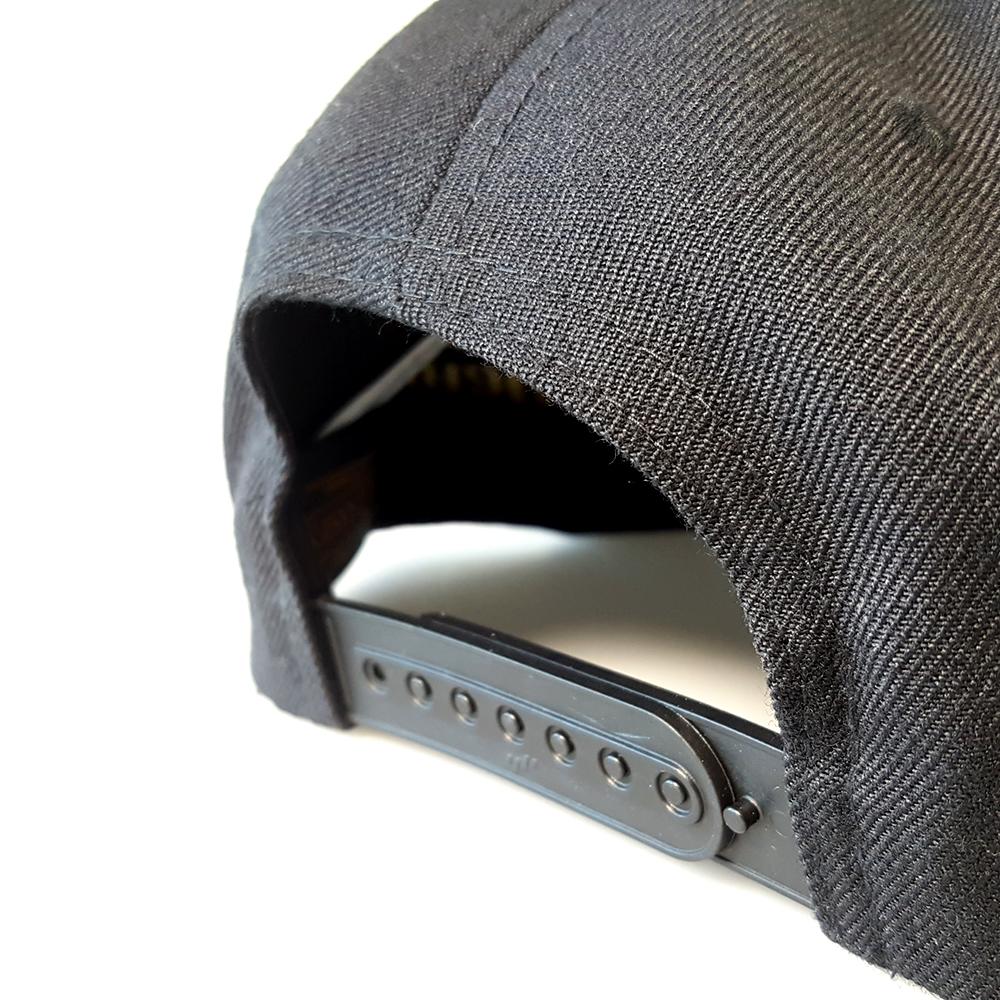 alpha Technik Snapback Cap Dirk Geiger Limited Edition