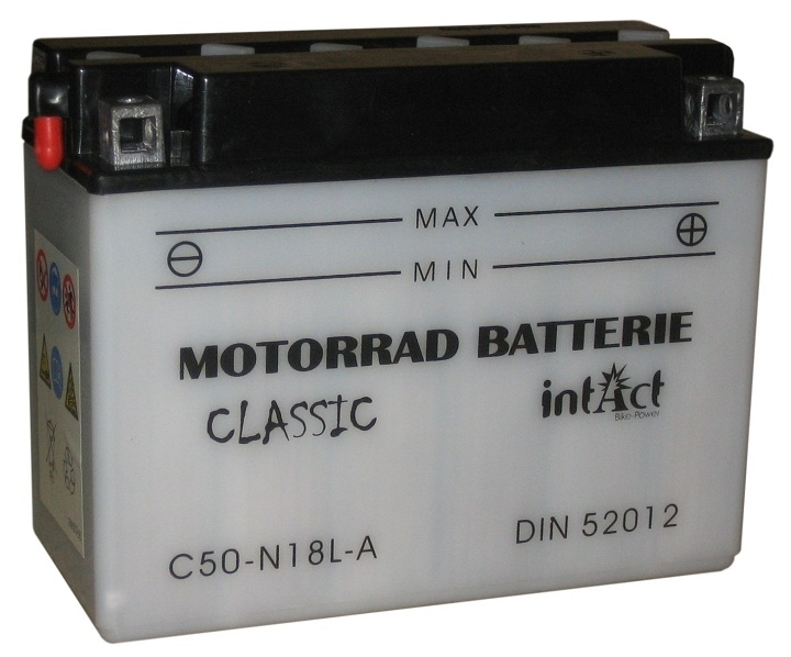 Intact Batterie  C50-N18L-A