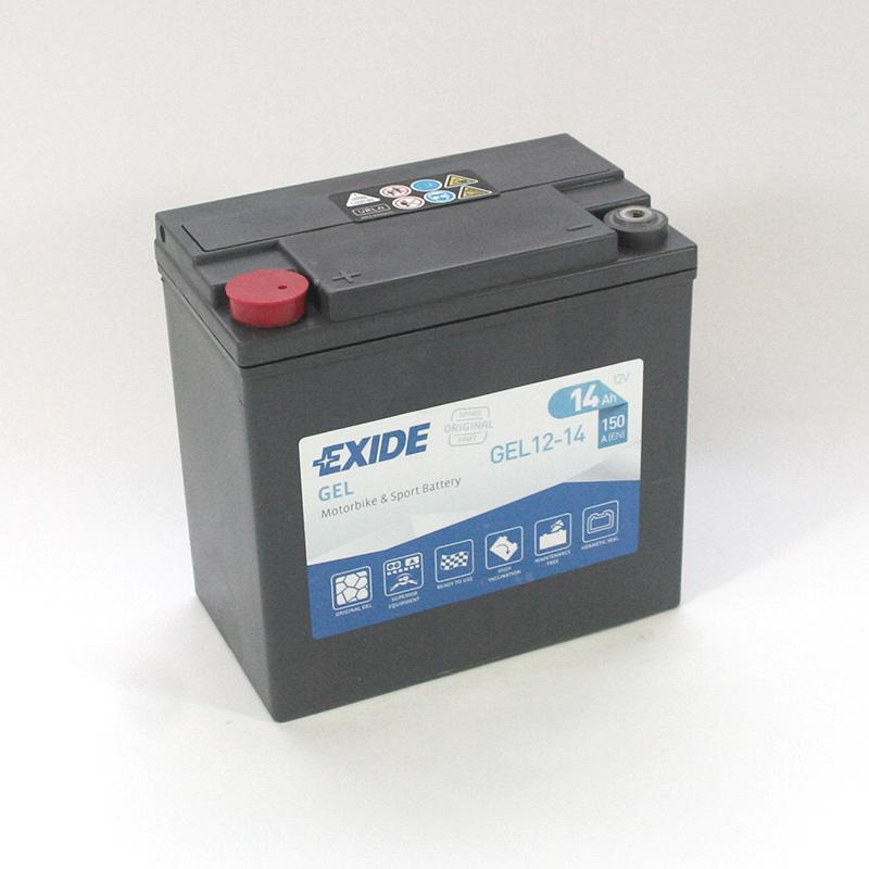 EXIDE Batterie  G14 GEL