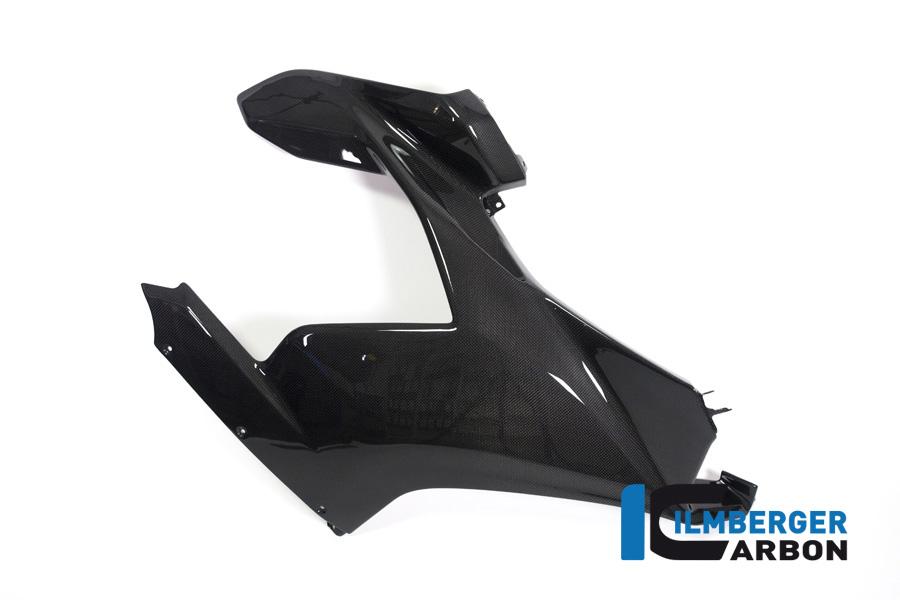 Ilmberger Carbon Verkleidungsseitenteil rechts glanz für Ducati Panigale V4 / V4S ab 2018