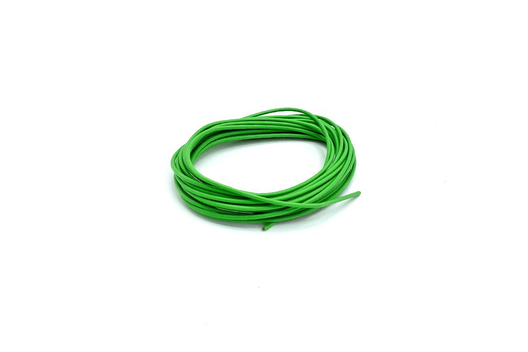 BAAS KR2-GN Elektrokabel grün, 0,75 mm²,